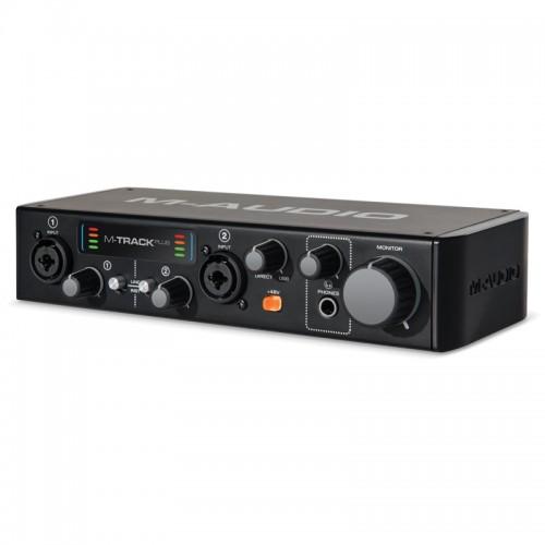 M Audio M Track Plus II