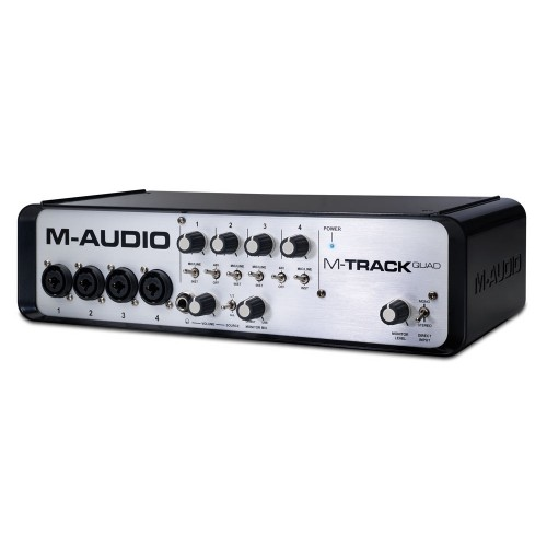 M Audio M Track Quad