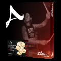 Zildjian A Custom zestaw