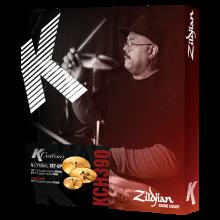 Zildjian K Custom Hybrid KCH390