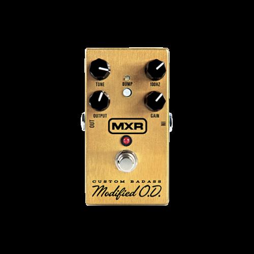 MXR M-77 Custom Badass Modified Overdrive