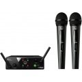 AKG WMS40 Mini Dual Vocal