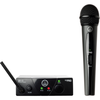 AKG WMS40 Mini Single Vocal