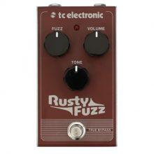 TC Electronic Rusty Fuzz