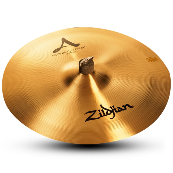 Zildjian A Medium Thin Crash 18