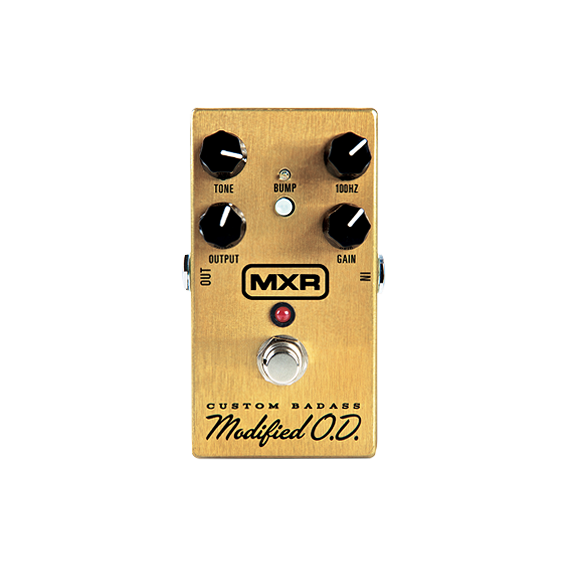 MXR M-77 Custom Badass Modified Overdrive