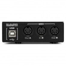 M Audio Midisport 2x2