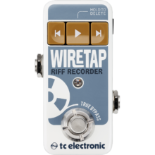 WireTap Riff Recorder